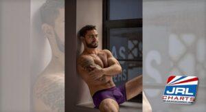 Male Power Apparel Debut 'Airotica' Mesh Line for Men