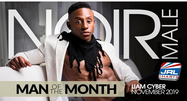 Noir Male Crowns Liam Cyber November 'Man of the Month'