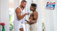 Gay-Porn-NoirMale Premier -Parting Gift - Michael Roman, Adrian Hart
