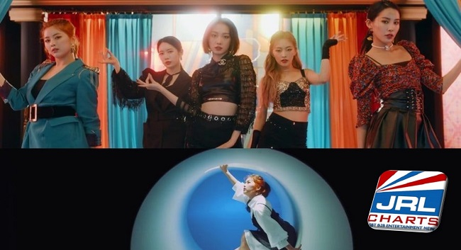 OSR debuts All Girl Group Hinapia new DRIP [MV]
