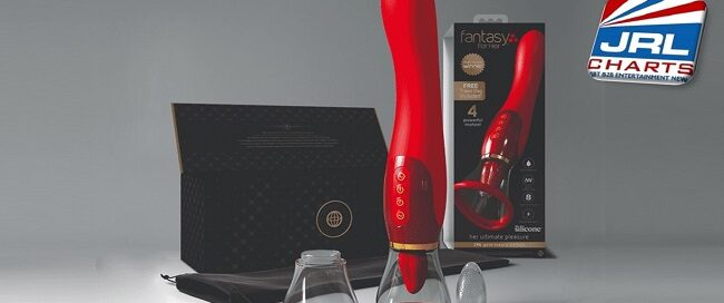 Pipedream's Her Ultimate Pleasure Available in 24k Gold Edition