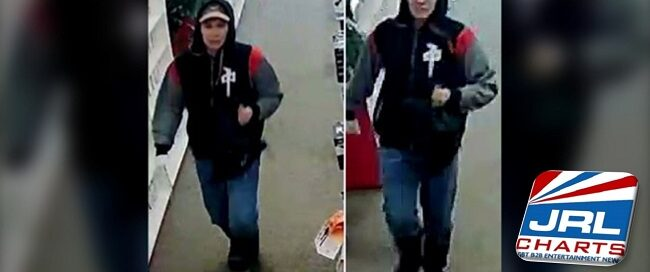 Police Hunt for Adult Video Store Armed Robbery Suspect