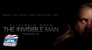 The Invisible Man Horror Trailer #1 - Elisabeth Moss - Universal Pictures