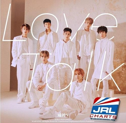 kpop music news - WayV new 'Love Talk' [MV] SM Entertainment