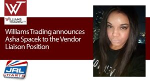 Williams Trading names Asha Spacek as Vendor Liaison Position