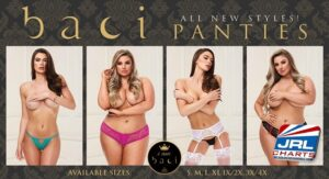 new women's lingerie - XGEN Products Streets New Panties from Baci Lingerie