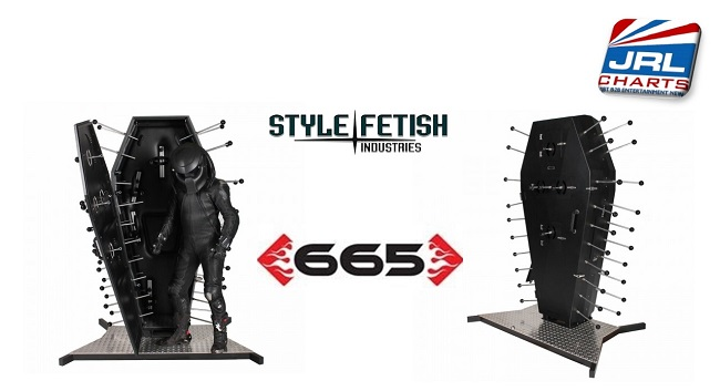Style Fetish BDSM - Steel Sarcophagus by Style Fetish