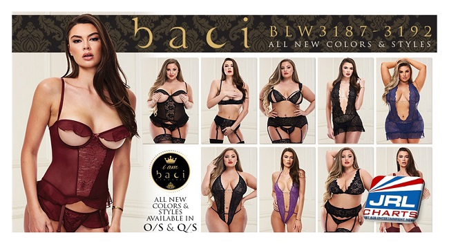 Baci Lingerie adds award-winning White Label Collection
