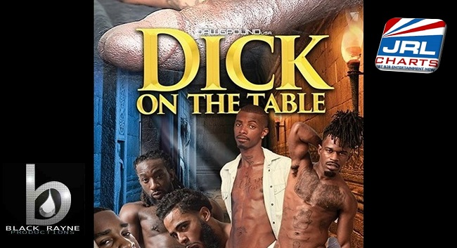 ebony gay porn - Dick On the Table from Dawgpound Streets on DVD & VOD