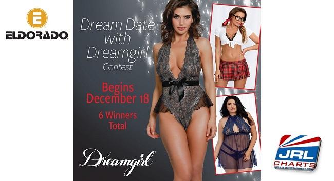 Dreamgirl Teams with Eldorado for Facebook Live Contest