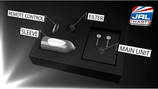 male sex toys - Eldorado Presents VeDO HUMMER Hands Free BJ Machine Kit