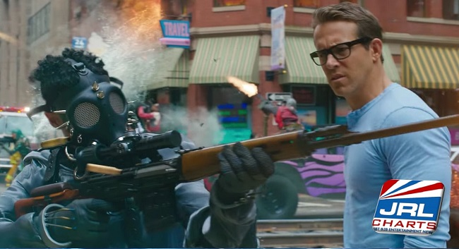 Free Guy Official Trailer drops starring sexy Ryan Reynolds