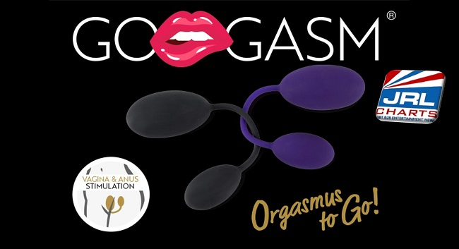 GoGasm P&A Balls from You2Toys Ships at Orion Wholesale