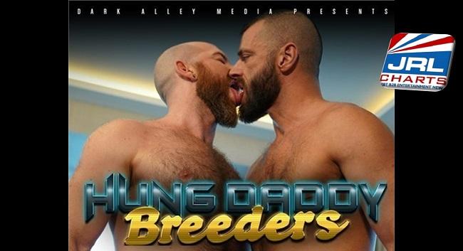 Daddy gay porn - Hung Daddy Breeders from Dark Alley