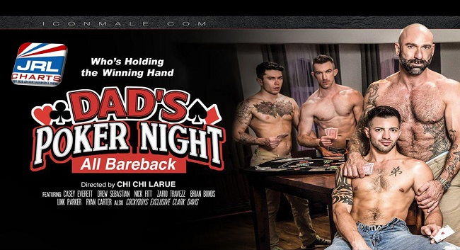 new bareback gay porn -Icon Male Streets Dad's Poker Night