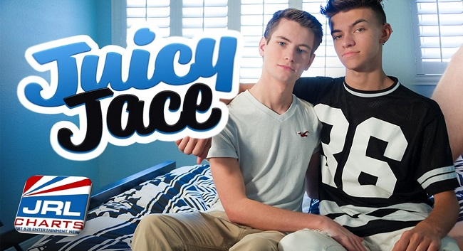 new gay twinks - Juicy Jace - 8teenboy -Trevor Harris breaks in Jace Myers