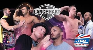 new gay porn - Lance Hart Magic Nerds & Muscle Sex Bots streets on DVD