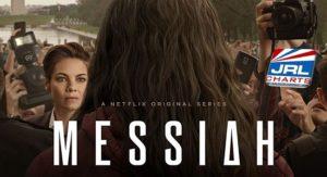 Mehdi Dehbi Messiah - Messiah (TV Series 2020 official trailer surpasses 2 Million Views