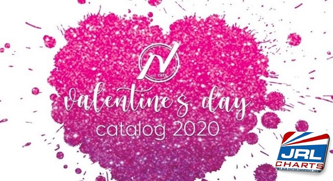 Nalpac unveil its stunning new 2020 Valentine's Day Catalog
