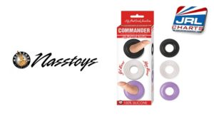 male sex toys - Nasstoys Unveils Commander My Best Cock Sweller Ring