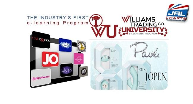 women toys - New JopenⓇ PavéⓇ e-Learning Course launch at WTU
