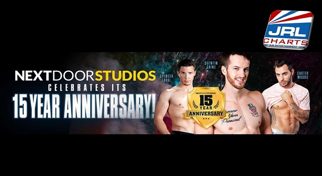 free gay porn - Next Door Studios Launch 15th Anniversary Celebration Sale