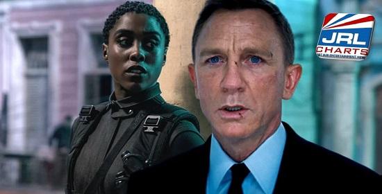 coming soon movies- No-Time-To-Die-James-Bond-007-Lashana-Lynch-Daniel-Craig
