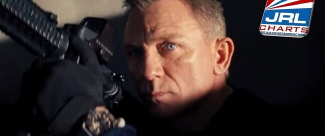 coming soon movies - No Time to Die Trailer Drops - Daniel Craig, Lashana Lynch