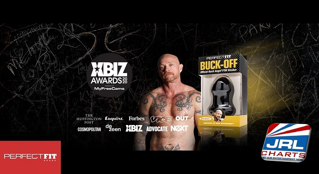 male sex toys - Perfect Fit Brand Buck Angel FTM Scores 3 XBIZ Awards Noms'