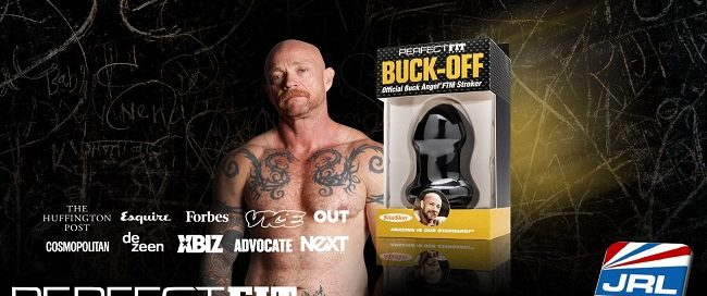 Perfect Fit Brand Buck Angel, #Rocco Lines set for ANME