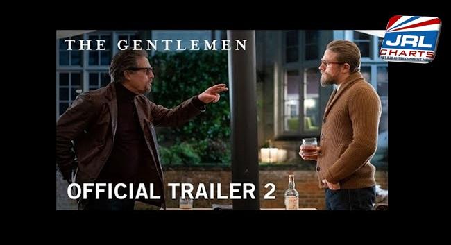 STX Films drops 'The Gentlemen' Official Trailer #2 [Watch]