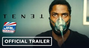 sci fi movies coming soon - TENET Official Trailer (2020) John David Washington