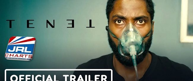 sci fi movies coming soon - TENET Official Trailer (2020) John David Washington