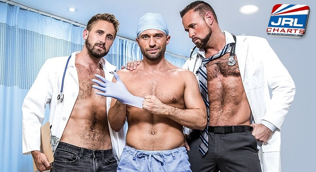 free gay porn - The Doctor Is In...Me is Now Streaming on Icon Male Network
