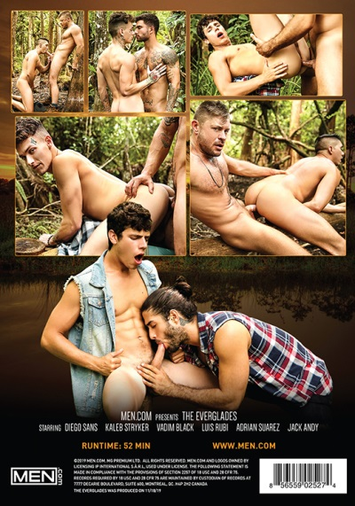 The Everglades DVD