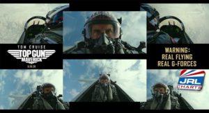 Top Gun Maverick, Real Flying, Real G-Forces & Pure Adrenaline