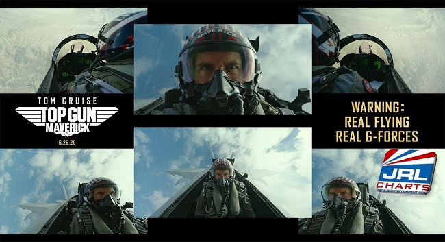 Top Gun Maverick, Real Flying, Real G-Forces & Pure Adrenaline