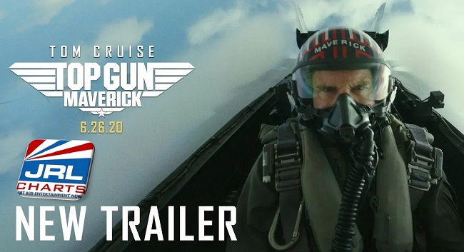 TOP GUN MAVERICK Trailer #2 (2020) Tom Cruise