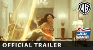 movie trailers - Wonder Woman 1984 (2020) Gal Gadot Trailer #1