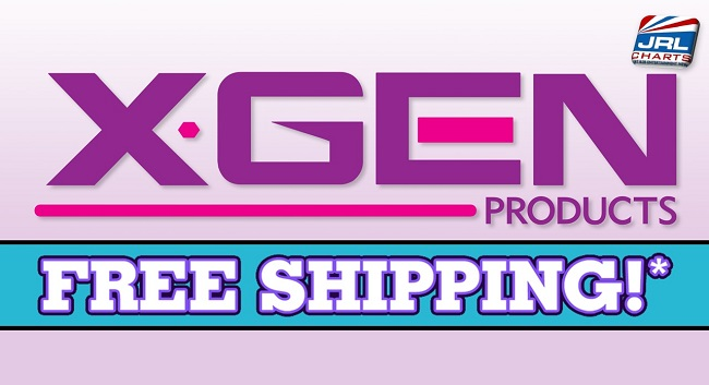 Xgen Products offering Free shipping in January Once Again