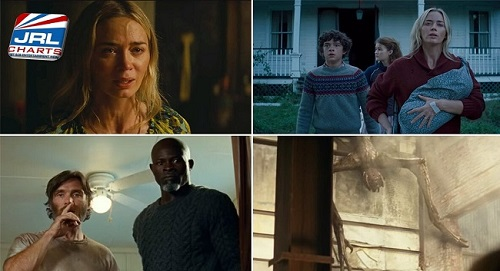 coming soon movies - A Quiet Place Part 2 - Michael Bay - Paramount Pictures