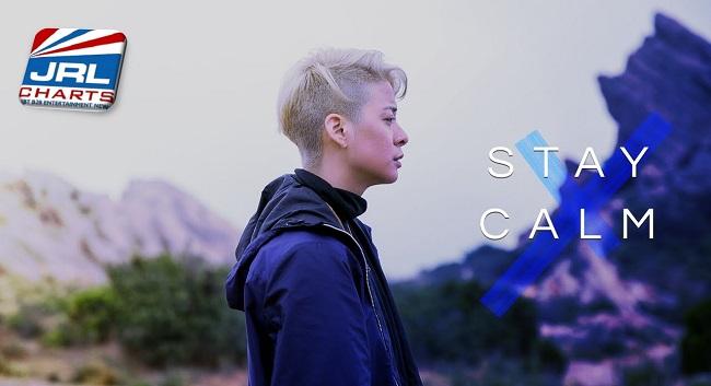 new K-pop music - Amber Liu - Stay Calm Music Video