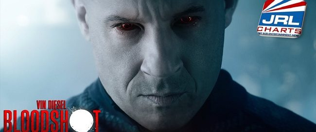 coming soon movies - Bloodshot – International Trailer #2 (2020) Vin Diesel
