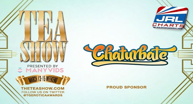 Chaturbate Announces 1st-Ever POTY Award at TEAs 2020