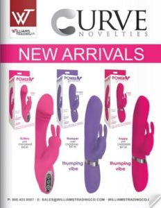 Curve ToysⓇ New Additions digital catalog -Williams Trading Co.