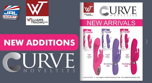 new sex toys - Curve ToysⓇ New Additions streets at Williams Trading Co.