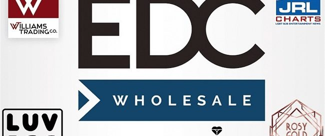 new sex toys - EDC Wholesale & Williams Trading Co. Ink U.S. Distro' Deal