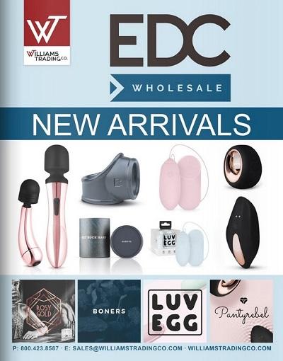new sex toys - EDW Wholesale-Williams Trading Co.- Digital Catalog