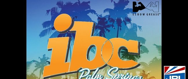 Elbow Grease Lubricants Sponsors ibc Palm Springs 2020-jrl-charts