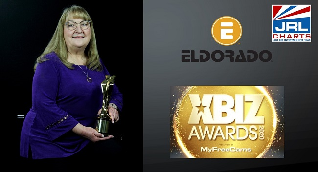 Eldorado Wins 2020 XBIZ Distributor of the Year - Pleasure
